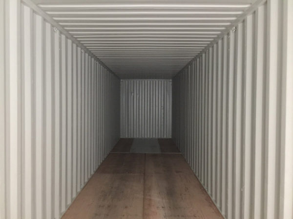 "40'x8'x9'6"" New ""Once-Shipped"" High Cube"