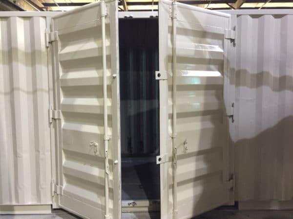 Additional Cargo Doors (Single Locking Rods)