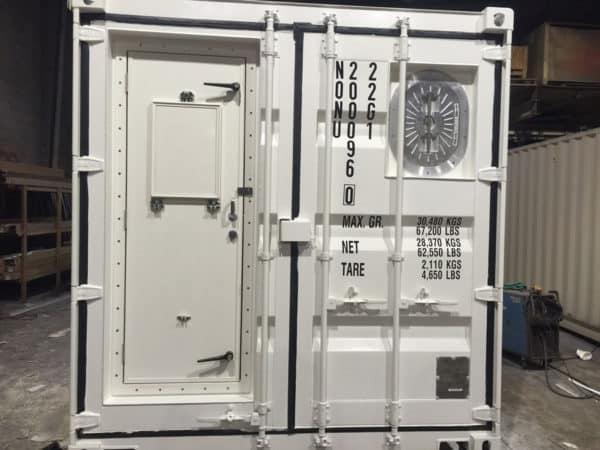 Shipboard Watertight Door and Special Hatch