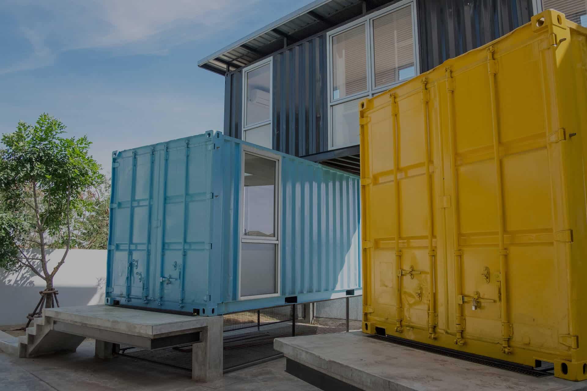Shipping/Storage Container Modifications U0026 Customization | Ku0026K International