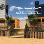 """""""The Sand Lot"""" A Foodsheds Restaurant"""